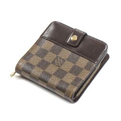 LOUIS VUITTON Square Compact Zippy