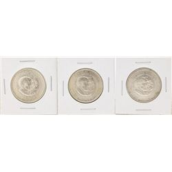 Set of (3) 1954 Washington-Carver Centennial Commemorative Half Dollar Coins