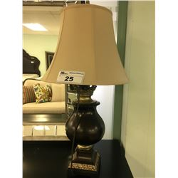 ORNATE DECORATIVE TABLE LAMP
