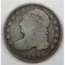 1829 Early Dime