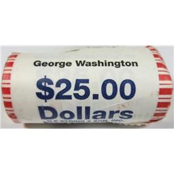George Washington Dollar Coins