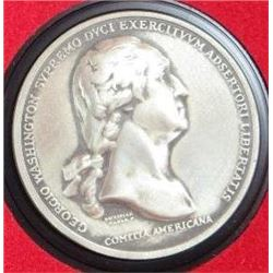 America's First Medals  -Washington before Boston and General Horatio Gates