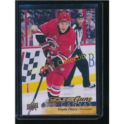 2017-18 Upper Deck Canvas #C97 Haydn Fleury YG