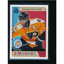 17-18 O-Pee-Chee Retro #369 Wayne Simmonds