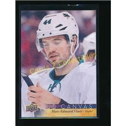 17-18 Upper Deck Canvas #C70 Marc-Edouard Vlasic