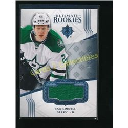 16-17 Ultimate Collection Silver #129 Esa Lindell