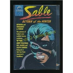 First Comics Sable #2