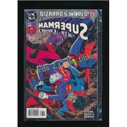 DC Bizarro's World Superman #697