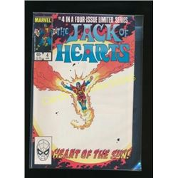 Marvel The Jack Of Hearts #4
