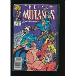 Marvel The New Mutants #89