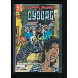 DC Teen Titans Spotlight On Cyborg #13