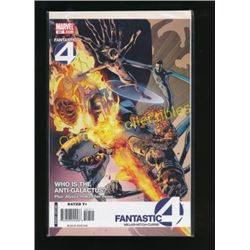Marvel Fantastic Four #557