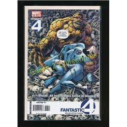 Marvel Fantastic Four #556