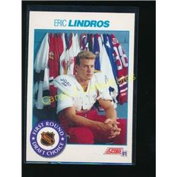 1991-92 Score Canadian Eric Lindros