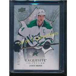16-17 Exquisite Collection #10 Jamie Benn