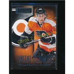 13-14 Panini Playbook #58 Vincent Lecavalier