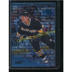 1995-96 Metal #187 Richard Park Rookie