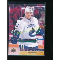2017-18 Upper Deck Canvas #C81 Troy Stecher