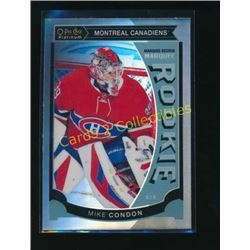 2015-16 OPC Platinum Rookies Rainbow Mike Condon