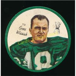 1964 Nalley's Coins #70 Gene Wlasiuk