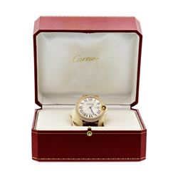 Cartier 18KT Rose Gold Ballon Bleu Watch