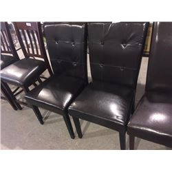Lot of 2 Dinning Room Chairs sold each x 2