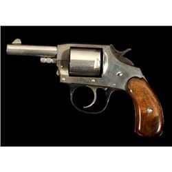 US Revolver Co. .32 S&W DA Revolver - Iver Johnson