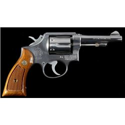 Smith & Wesson Model 64 D/A Stainless Revolver
