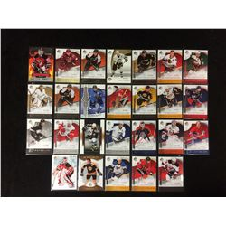 UPPER DECK SP AUTHENTIC NOTABLES HOCKEY CARD LOT