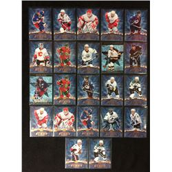 UPPER DECK STARS HOCKEY TRADING CARDS LOT