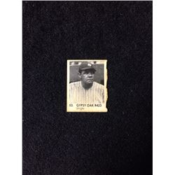 1950 R423 Gypsy Oak Gumball Art Series Card #53 BABE RUTH