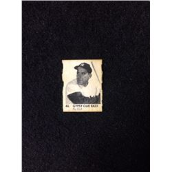 1950 R423 Gypsy Oak Gumball Art Series Card #46 YOGI BERRA
