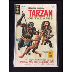 TARZAN OF THE APES #172 (GOLD KEY)