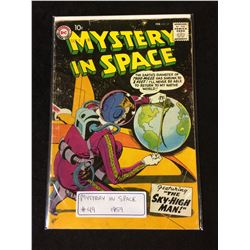 1959 MYSTERY IN SPACE #49 (DC COMICS)