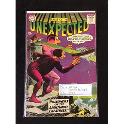 1959 TALES OF THE UNEXPECTED #36 (DC COMICS)