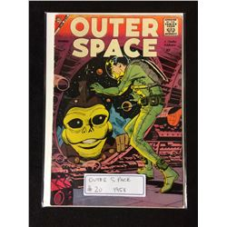 1958 OUTER SPACE #20 (CDC)