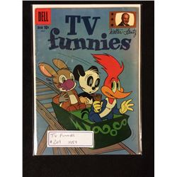 1959 TV FUNNIES #269 (DELL COMICS)