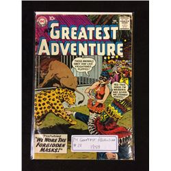 1959 GREATEST ADVENTURES #28 (DC COMICS)