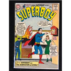 SUPERBOY # 105 SILVER AGE COMIC