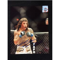 """CLAY GUIDA SIGNED 8"""" X 10"""" COLOR PHOTO"""