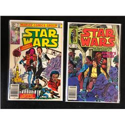 STAR WARS COMIC BOOK LOT #73, #85 (MARVEL COMICS)