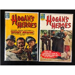 HOGAN'S HEROES COMIC BOOK LOT (DELL COMICS)