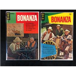 BONANZA COMIC BOOK LOT (GOLD KEY COMICS)