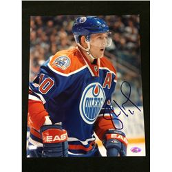 "SHAWN HORCOFF SIGNED 8"" X 10"" COLOR PHOTO"