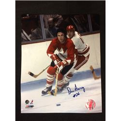 "DON AWREY SIGNED 8"" X 10"" COLOR PHOTO"