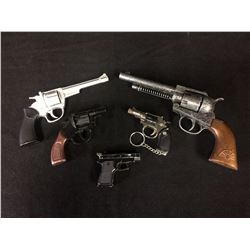 WILD WEST TOY GUN LOT