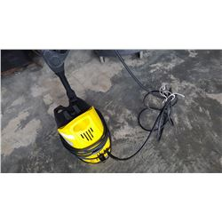 CRAFTSMAN PRO WASH POWER WASHER