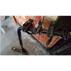 4 BIKE HITCH MOUNTED RACK