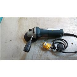 BOSCH ANGLE GRINDER TESTED AND WORKING