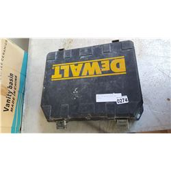 DEWALT PIN NAILER TESTED AND WORKING
